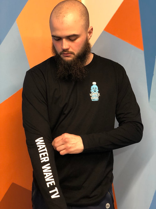 Black Bottle Long Sleeve