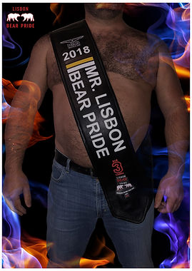 Mr. LisbonBearPride 2019