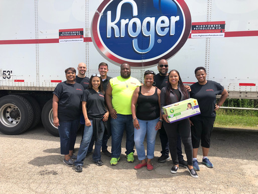 Ohio Businessman and Philanthropist Stephen Hightower Organizes and Partners with Kroger to Provide