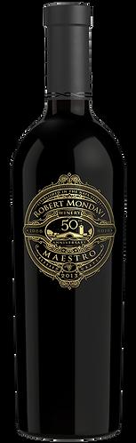 "Robert Mondavi ""Maestro 50th Anniversary"" Napa Valley Bordeaux Blend"