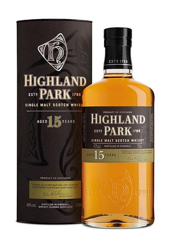 Highland Park 15yr 750ml