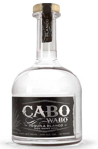 Cabo Wabo Tequila Bianco 750ml
