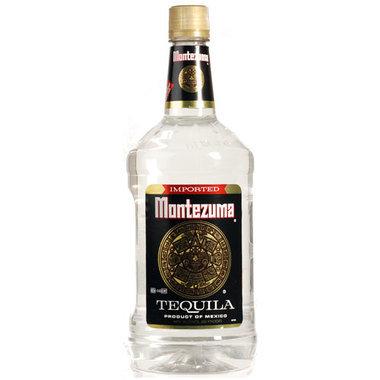Montezuma Tequila Silver 1.75L