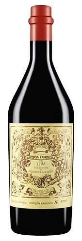 Carpano Antica Formula Dal 1786 Vermouth 375ml