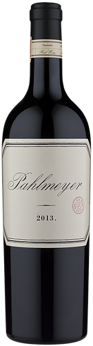 Pahlmeyer Napa Valley Red