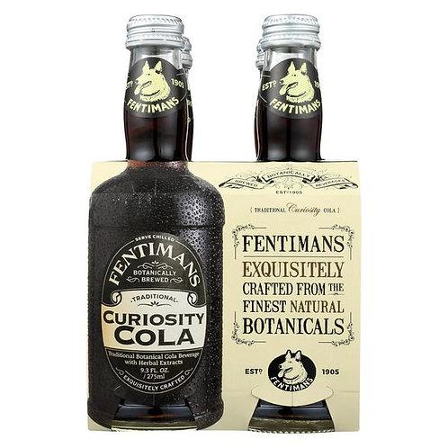 Fentimans Curiosity Cola 4pack
