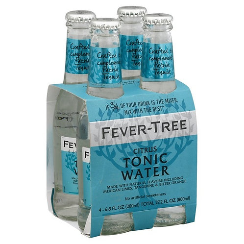 Fever-Tree Citrus Tonic 4pack