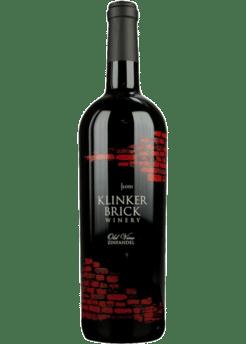 Klinker Brick Winery Old Vine Zinfandel