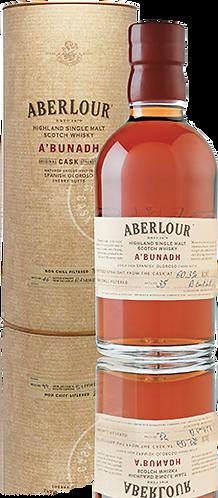 Aberlour A'Bunadh 121.8