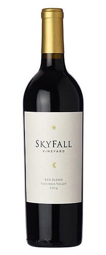 Skyfall Columbia Valley Red