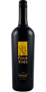Four Vines Lodi Old Vine Zinfandel 2014
