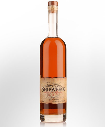 Brinley Gold Shipwreck Spiced Rum St Kitts West Indies 750ml