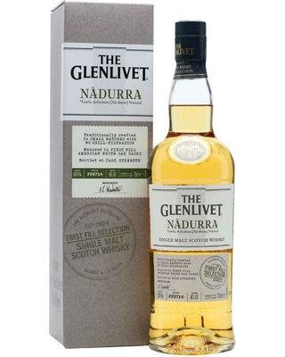Glenlivet Nadurra First Fill Virgin Oak Casks