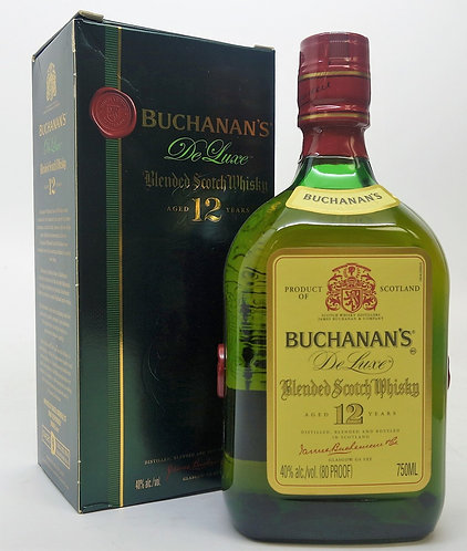 Buchanan's 12yr 80prf 750ml