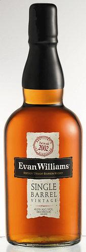 Evan Williams Single Barrel 86.6prf 750ml