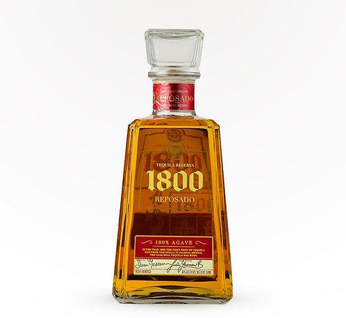 1800 Reposado Tequila 80prf 1.75L