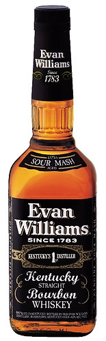 Evan Williams Black 86pr 1.75L