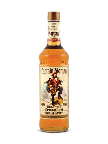Captain Morgan Spiced 750ml