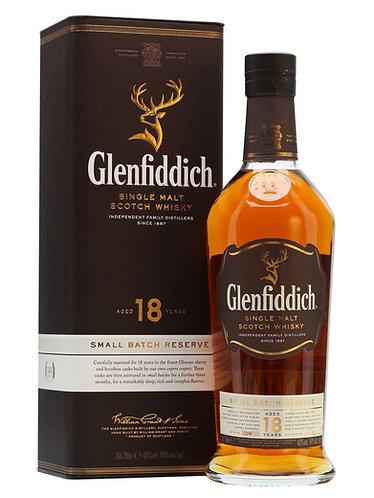 Glenfiddich 18yr 750ml