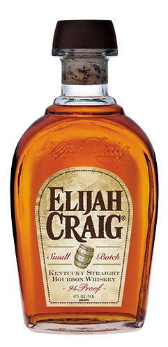 Elijah Craig Small Batch Kentucky Straight Bourbon Whiskey 1.75L
