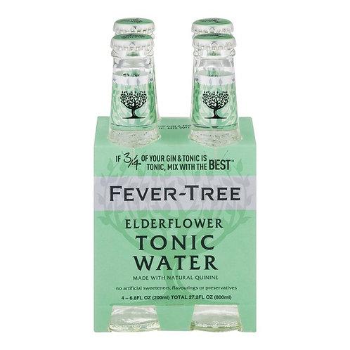 Fever-Tree Elder flower Tonic 4pack