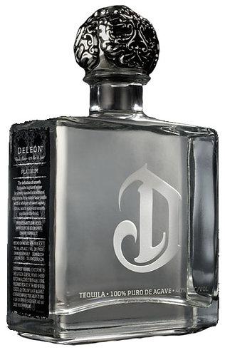 DeLeon  Tequila Platinum 750ml