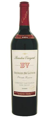 Beaulieu Vineyard Georges de Latour Private Reserve Napa Valley Cabernet Sauvign