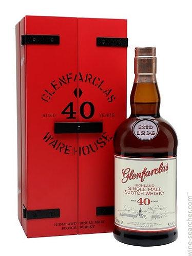 Glenfarclas 40 Year