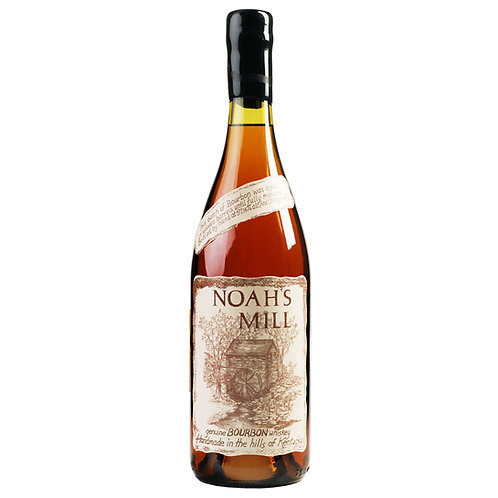 Noahs Mill 114.3 Proof Bourbon Whiskey 750ml