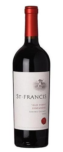 St. Francis Old Vines Zinfandel