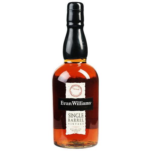 Evan Williams Vintage Single Barrel Bourbon 750ml
