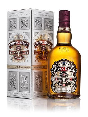 Chivas Regal 12yrs Old 750ml