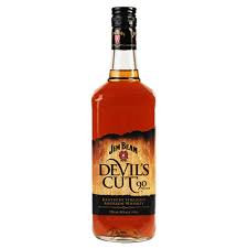 Jim Beam Devil's Cut 90 Proof Kentucky Straight Bourbon Whiskey 750ml