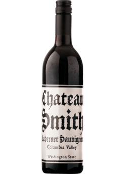 "Charles Smith ""Chateau Smith"" Columbia Valley Cabernet Sauvignon"