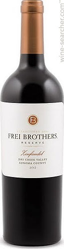 Frei Brothers Reserve Dry Creek Zinfandel