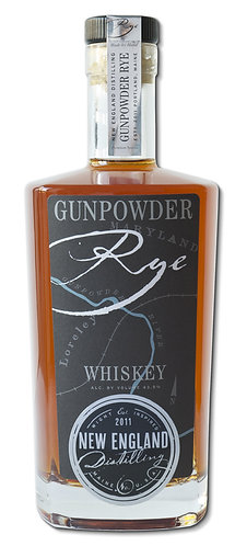 New England Distilling Gunpowder Rye Whiskey