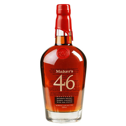 Makers Mark 46 Kentucky Bourbon Whisky 750ml