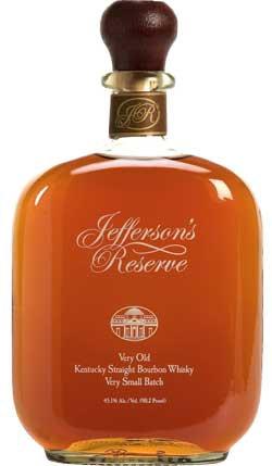 Jefferson's Reserve Straight Bourbon 750ml