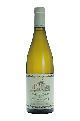 Saint Cosme Cotes du Rhone Blanc