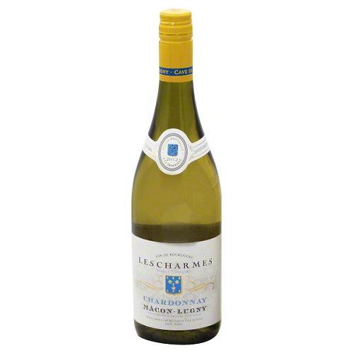 Cave de Lugny Macon Lugny Les Charmes Chardonnay