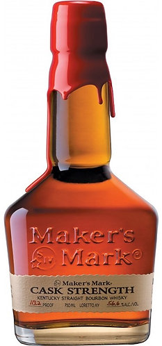Maker's Mark Cask Strength Bourbon 750ml