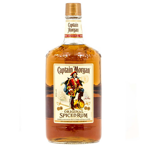 Captain Morgan Spiced 1.75L