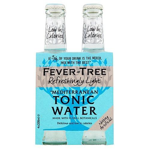 Fever-Tree Mediterranean Tonic 4pack