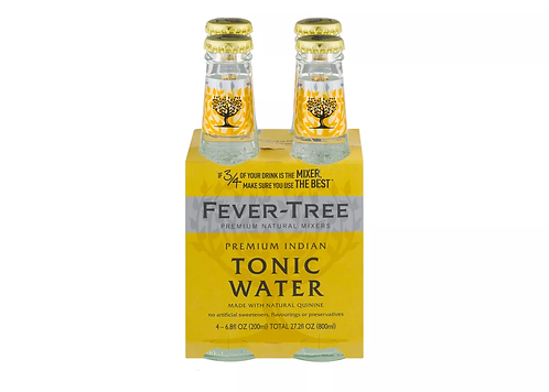Fever-Tree Tonic Water 4pack