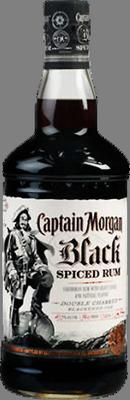 Captain Morgan Black Spiced Rum 94 Proof 750ml