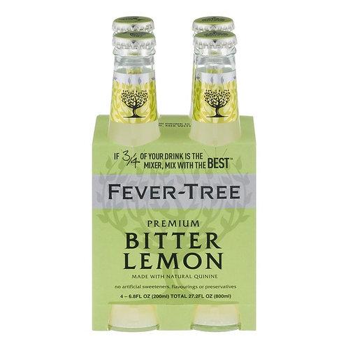 Fever-Tree Bitter Lemon 4pack