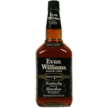 Evan Williams Kentucky Straight Bourbon Whiskey 1.75L