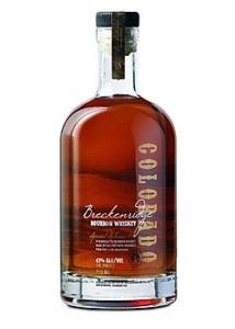 Breckenridge Colorado 86prf Bourbon Whiskey