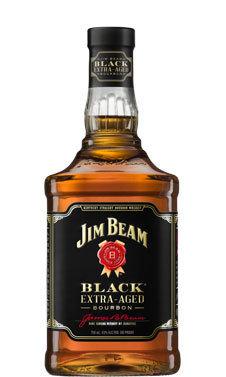 Jim Beam Black Kentucky Straight Bourbon Whiskey 1.75L