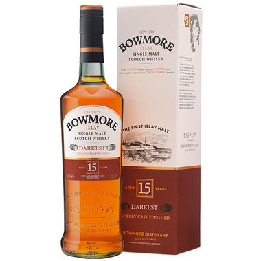 Bowmore 15 Year Darkest Sherry